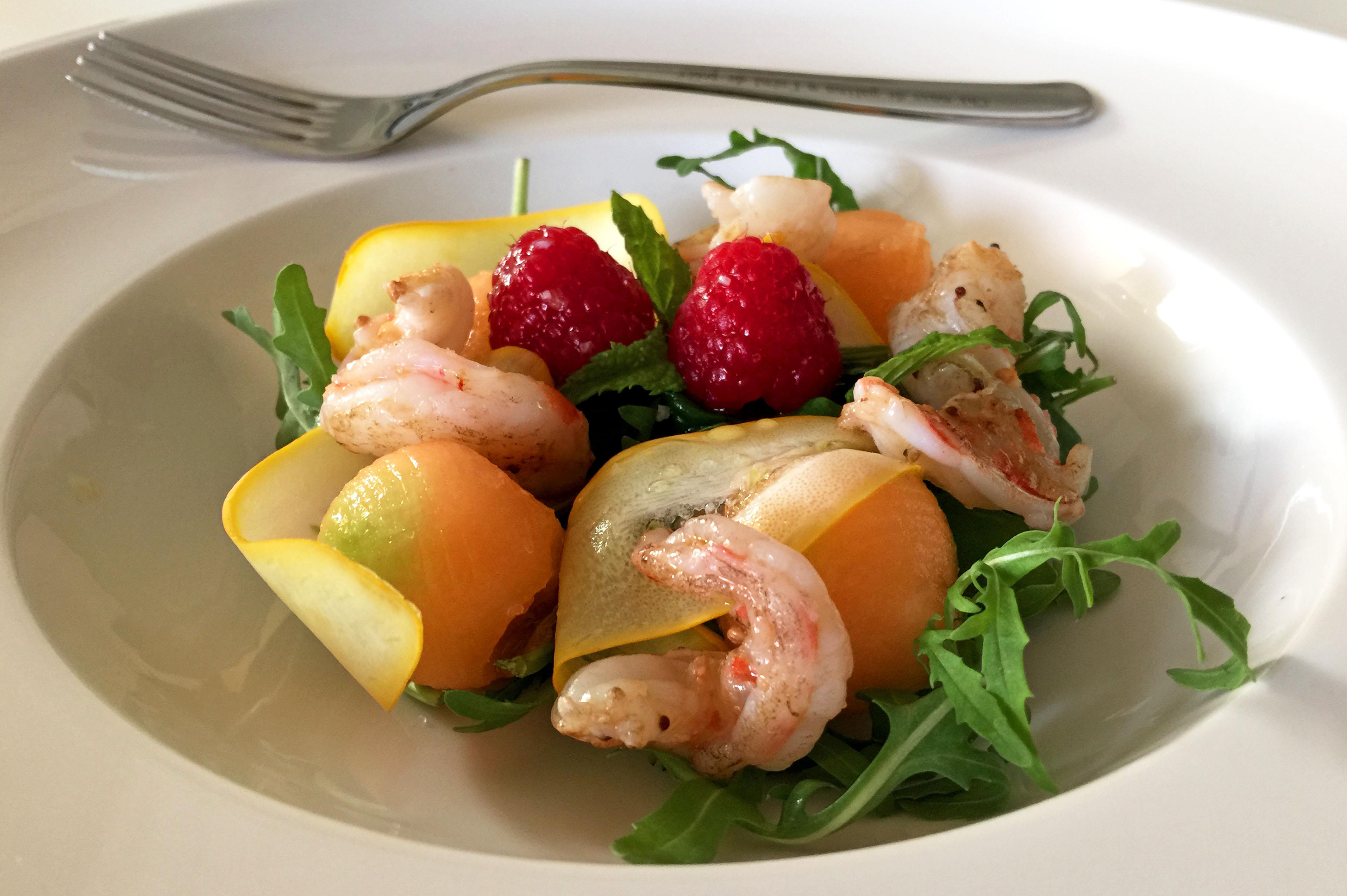 Ricetta estiva con scampi ricetta di mangiare da dio for Cucinare scampi