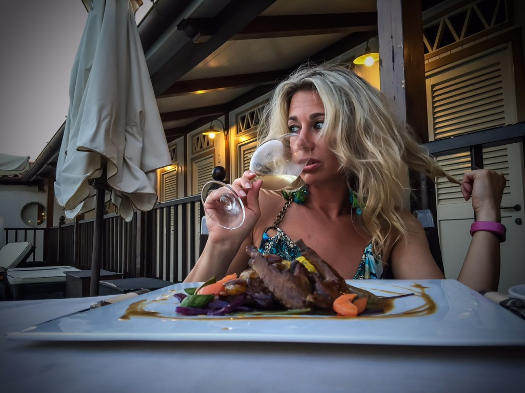 Stefania Buscaglia Mangiare da Dio