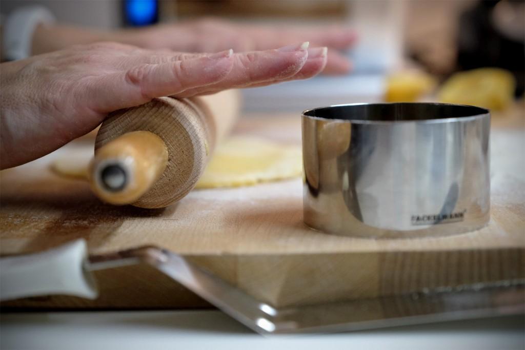Ricetta Tortelli di zucca