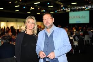 con Elio Ghisalberti, ideatore della Kermesse