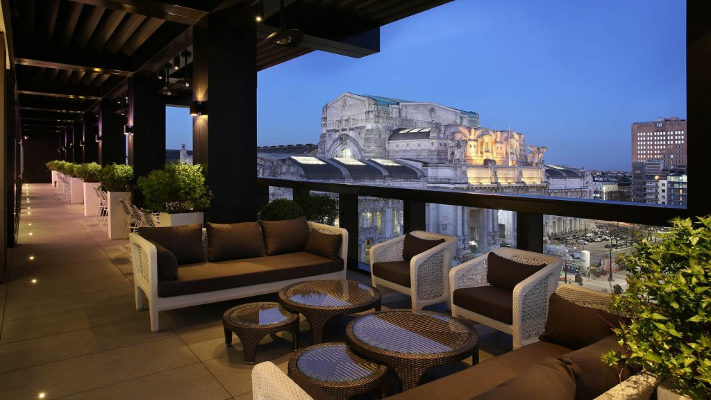 Recensione Hotel Terrazza Gallia Milano