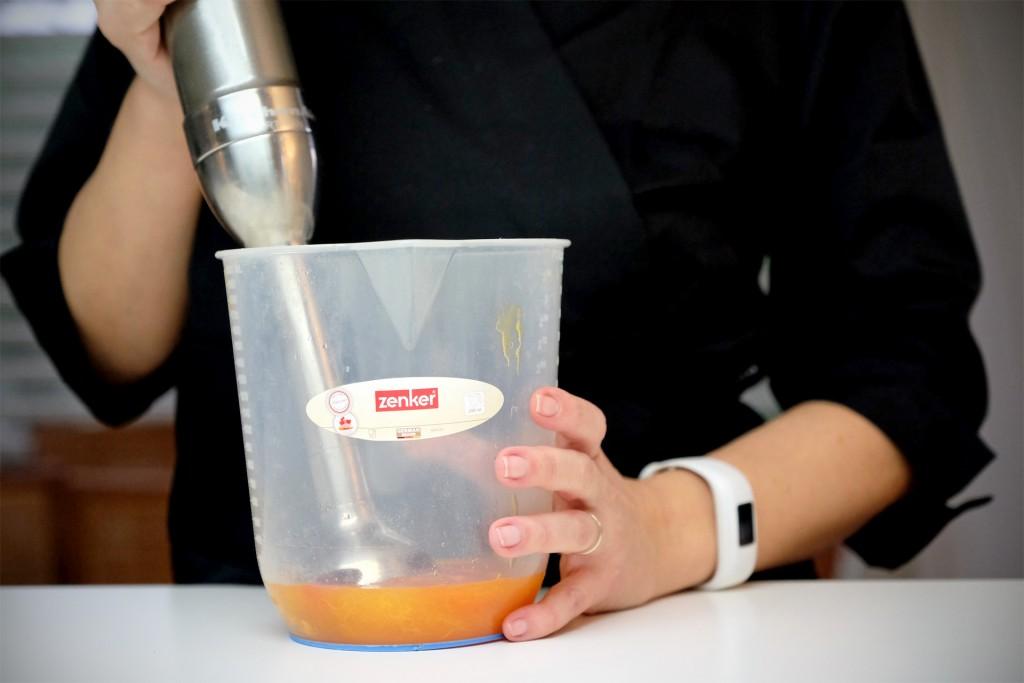 ricetta panna cotta al topinambur